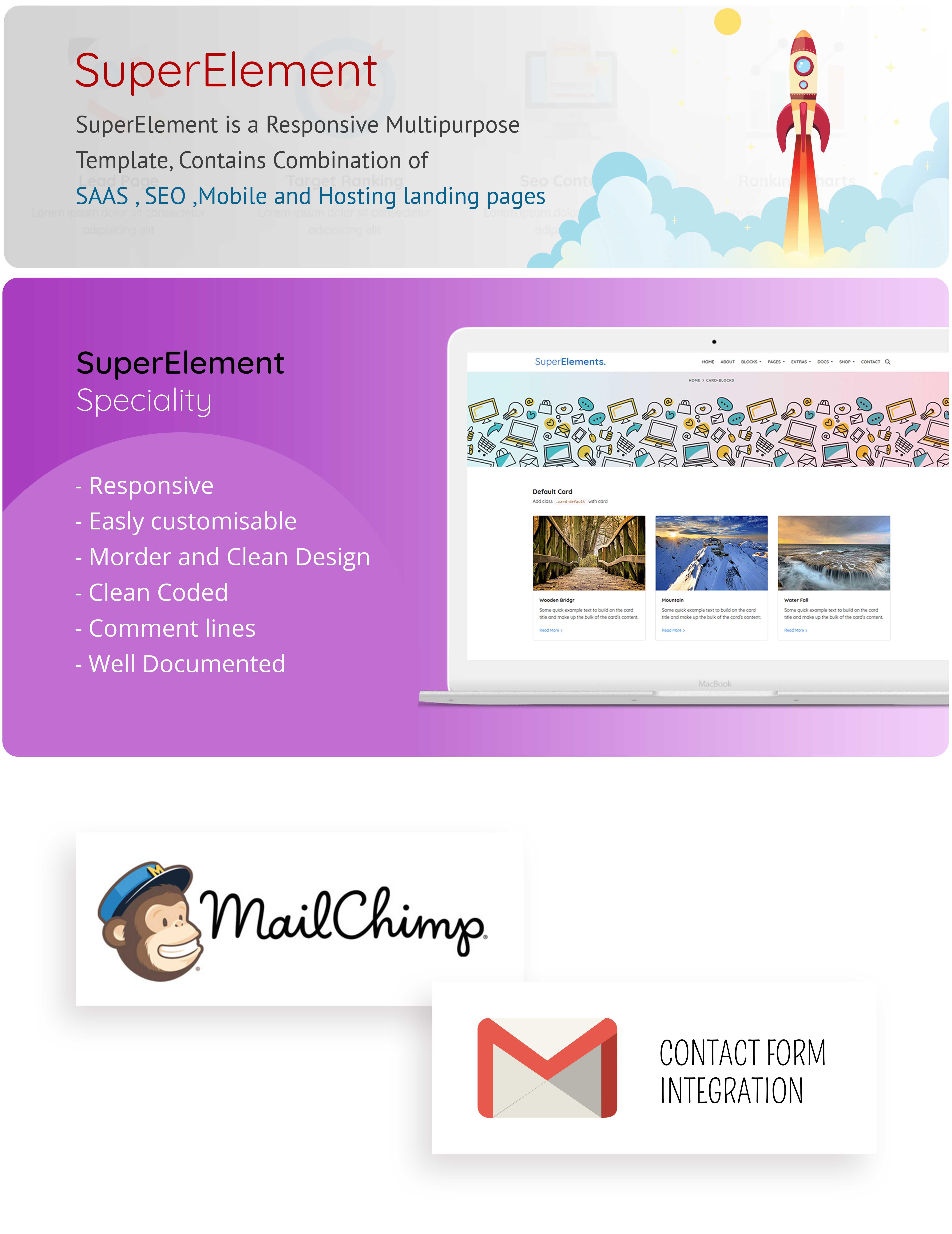 SaaS Agency— Multipurpose Saas/SEO/Hosting/Mobile/Agency Template - 1
